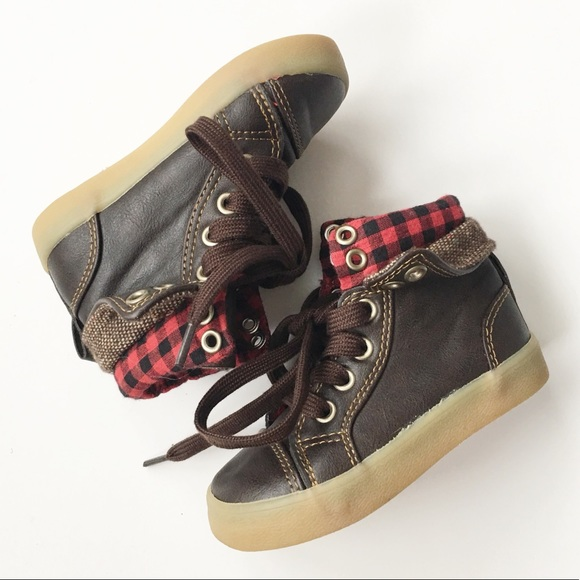 GAP Other - NWOT BabyGap Faux Leather Boots